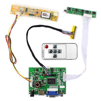 "HDMI LCD Controller board pour 15.6/""1366x768 LP156WH1 N156B3 B156XW01 écran LCD"