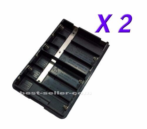 VX-150//170,FT60R,HX370 2xGA-25A,AA Battery Case for Yaesu FBA25A vertex,horizon