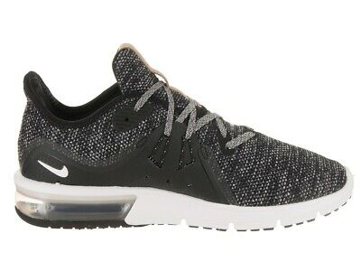 Shop Limited Women's Running Shoe Black Nike Air Max Sequent