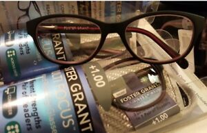 b7539000c9 Foster Grant   Walgreen Reading Glasses. 38 pairs New FG s   10boxes ...