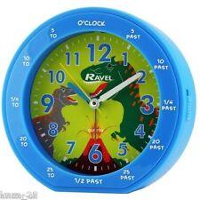 Dinosaur Rascals Good Quality Time Teacher Alarm Clock New Boxed
