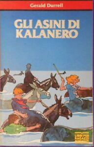 Gli-Asini-Di-Kalanero-Durrell-Gerald-Arnoldo-Mondadori-Editore-1988