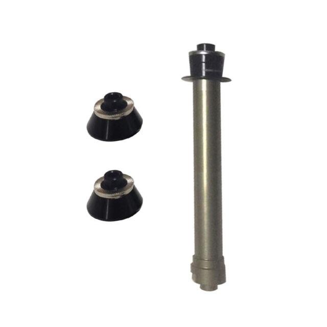 9x Front//Rear Bike Boost Fork Hub Conversion Kit Washer Screw Thru Axle Adapter