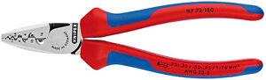 Knipex-profi-Crimpzange-97-72-180-0-25qmm-16-0qmm-Crimp-tool-9772180
