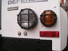 Lampenschutzgitter Heck Land Rover Defender Td5/Td4