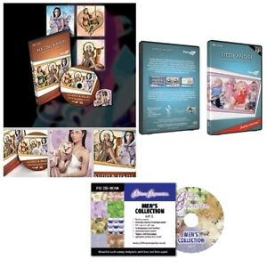 New My Craft Studio Elite Spring into Summer CD ROM Cardmaking Scrapbooking