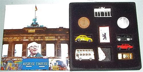 壁セット東ウェストペニー車ベルリンオリジナル包装n 1 . 160 u ' c?