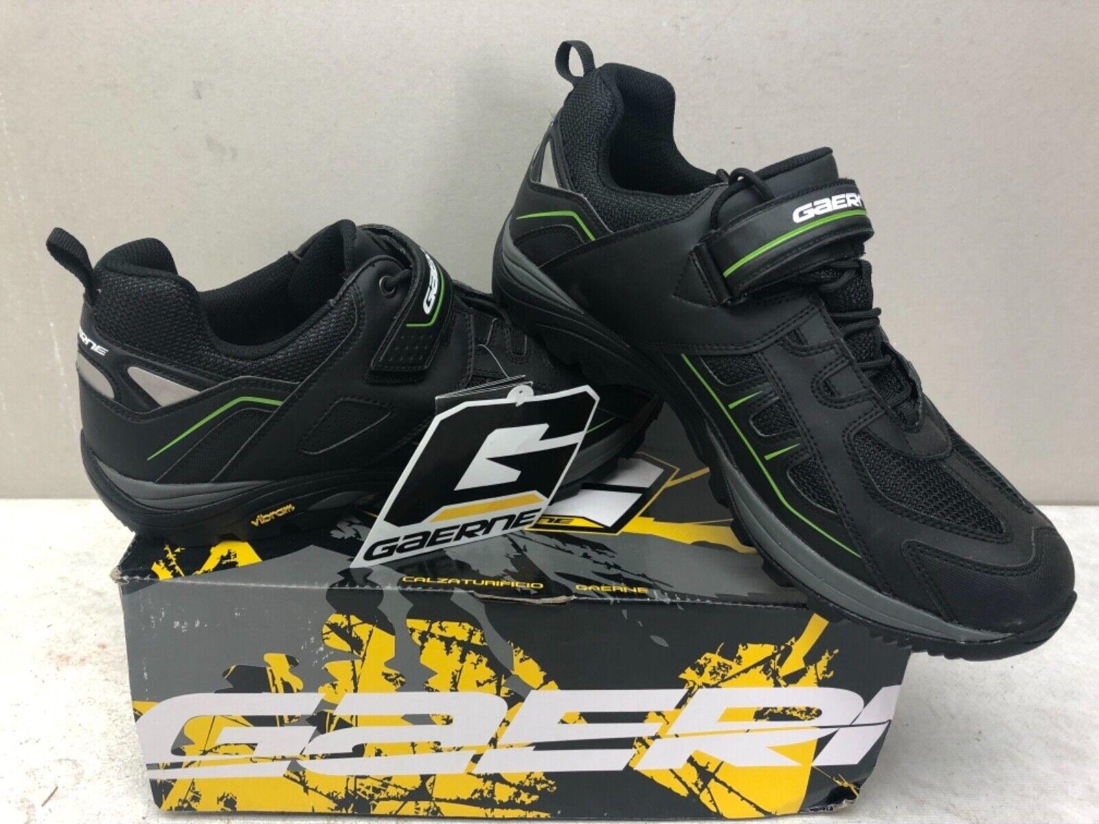 Nemy todo terreno Season  Gaerne G. Para Hombres Zapatos De Ciclismo Senderismo (UK 11, EU 46)  Entrega directa y rápida de fábrica