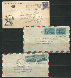 Usa-Lot-of-10-diff-cover-circulated-special-postmark-some-intereting-US487