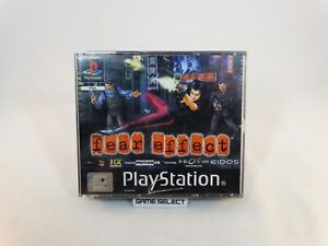 FEAR-EFFECT-PLAYSTATION-1-2-3-ONE-PS1-PS2-PS3-PSX-PAL-ESP-ITA-ITALIANO-COMPLETO