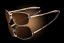 "Men Fashion Metal Frame Rectangular Design 100/% UVA /& UVB Sunglasses /""Scorpion/"""