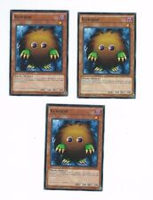 X3 YUGIOH KURIBOH YGLD-ENB15 COMMON 1ST IN HAND