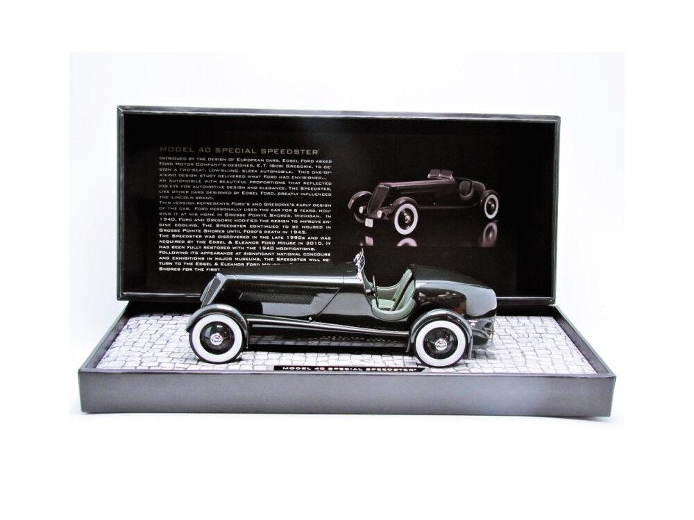 per offrirti un piacevole shopping online Minichamps EDSEL FORD modello 40 specialeee specialeee specialeee stradaSTER EARLY VERSION 1934 1 18 LE999  sport dello shopping online