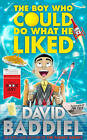 The Boy Who Could Do What He Liked by David Baddiel (Paperback, 2016)