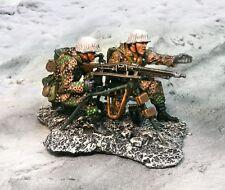 THE COLLECTORS SHOWCASE GERMAN WINTER CS00628 GERMAN BULGE MG42 TEAM MIB