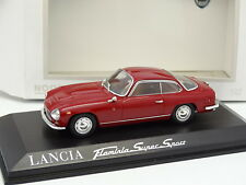 Lancia Flaminia Zagato dunkelblau 1958 1:43 Hachette//Norev Modellauto