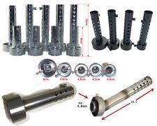 Universal Motorcycle Exhaust Can DB Killer Silencer Muffler Baffle 42/45/48/60mm