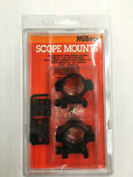 Millett Scope Mount Rings Fn Mauser Weatherby Med 1 Matte Weaver Style Cp40716