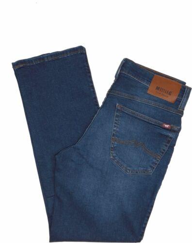 Mustang Jeans Big Sur Stretch 1009297 5000.681 denim blue blau used