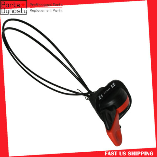 1734506SM Dual Control Assembly Throttle /& Choke Cables Fit Briggs /& Stratton