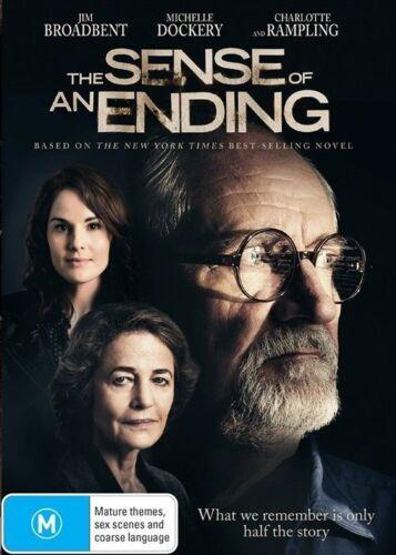 1 of 1 - The Sense Of An Ending (DVD, 2017) Ex rental