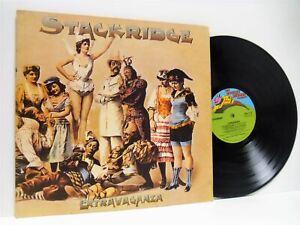 STACKRIDGE-extravaganza-1st-uk-press-LP-EX-VG-PIGL-11-vinyl-album-uk-1974