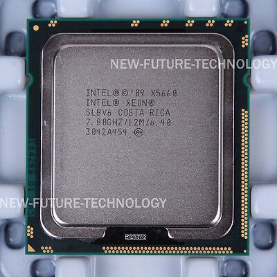 Intel Xeon E5645 E5649 L5638 L5639 L5640  LGA1366 Six-Core CPU Processor