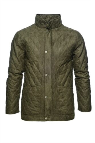 Seeland Woodcock Quilt Jacket Warm Green Country Hunting Shooting