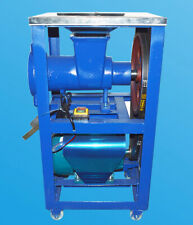 22kw Crusher Fish Chicken Bones Feed Processer Meat Grind With 2 Grinding Tool