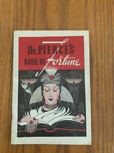 Dr-Pierce-039-s-Book-of-Fortune-5x-7-Late-1930-039-s