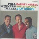 Poll Winners Three! by The Poll Winners (CD, Feb-1992, Original Jazz Classics)