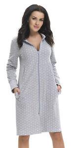 laest technology bester Preis erstklassiges echtes Details zu 2 in1 Hübsches Umstands- Morgenmantel Schwangerschaft –  Bademantel 5065