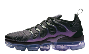 Détails sur Hommes Nike Air Vapormax Grande 924453 014 Noir Violet Aubergine
