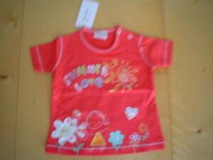 sommer-shirt-Rojo-GELATI-Talla-68-98