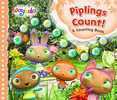 1 of 1 - NEW WAYBULOO - PIPLINGS COUNT   a COUNTING BOOK Hardback 9781405251297
