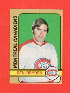 1972-73-O-Pee-Chee-OPC-145-Ken-Dryden-Nrmnt