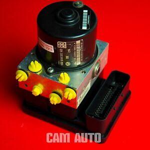 ABS-Steuergeraet-Hydraulikblock-1K0614517AD-10-0206-0223-4-VW