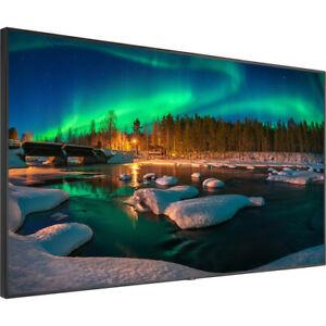 "NEC C981Q 98"" Class 4K UHD Commercial IPS LCD Display"