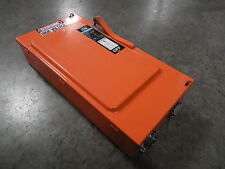 Used Siemens Nf353 Non Fusible Disconnect Switch 100 Amps 600vac Max