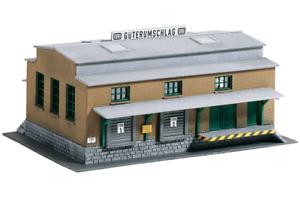 Piko N Scale 60027 Forwarding Office, Building Kit (N-Scale)