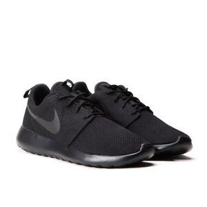 Nike Men's Roshe One Black/Black 511881-026 Sz 11