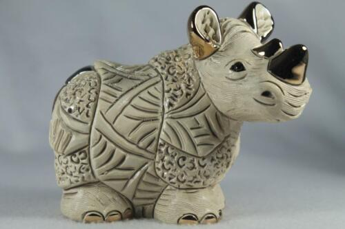 De Rosa Rinconada Family Collection NEW Adult /'White Rhino/' #F220-New In Box