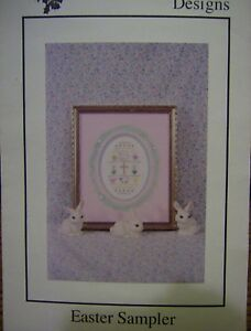 cross-stitch-Easter-Sampler-chart-by-Holly-House