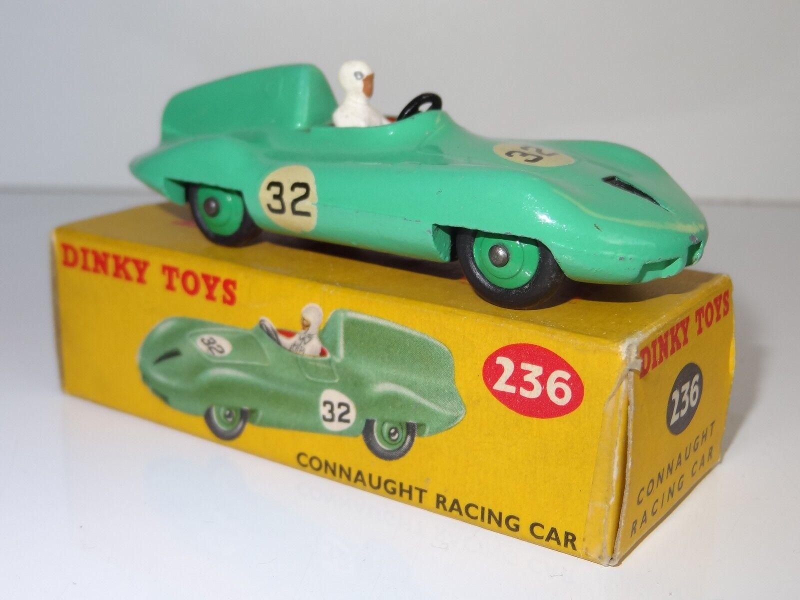 Dinky Connaught coche de carreras - 236
