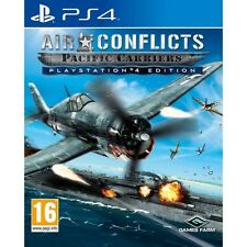 Air Conflicts Pacific Carriers PS4 Game - Brand new!