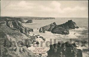 LANDEWEDNACK-Kynance-Postcard-nr-Lizard-CORNWALL-SCILLY-ISLES-Frith-Series