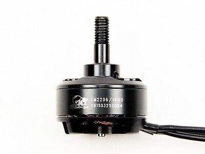 Cobra CM-2206/30 1400kv Brushless Multirotor Motor - 250mm FPV Racer CM-2206-30