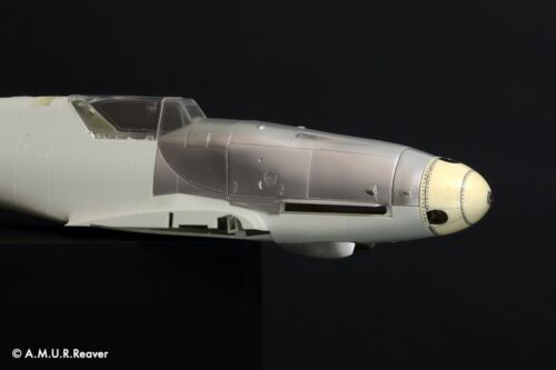 A.M.U.R.Reaver RC3218 Bf109G-6//AS Conversion Set for Revell 1//32 Resin