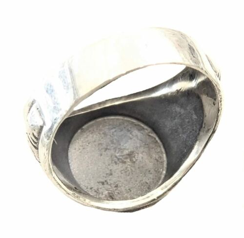 Details about  /Ring men jackboots musketeer 1279 sterling silver 925