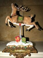 Joseph Studio Reindeer Holiday Stocking Holder